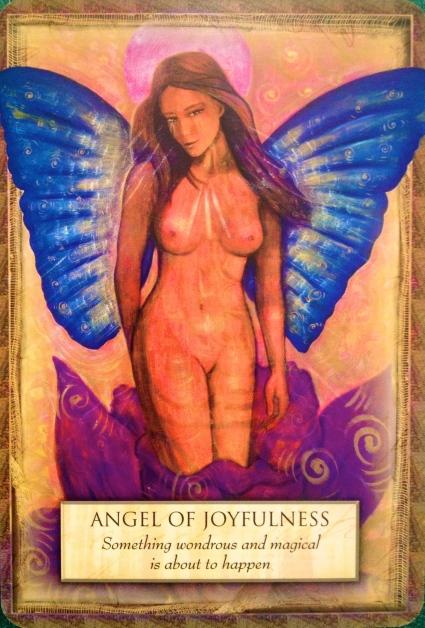 Angel of Joyfulness