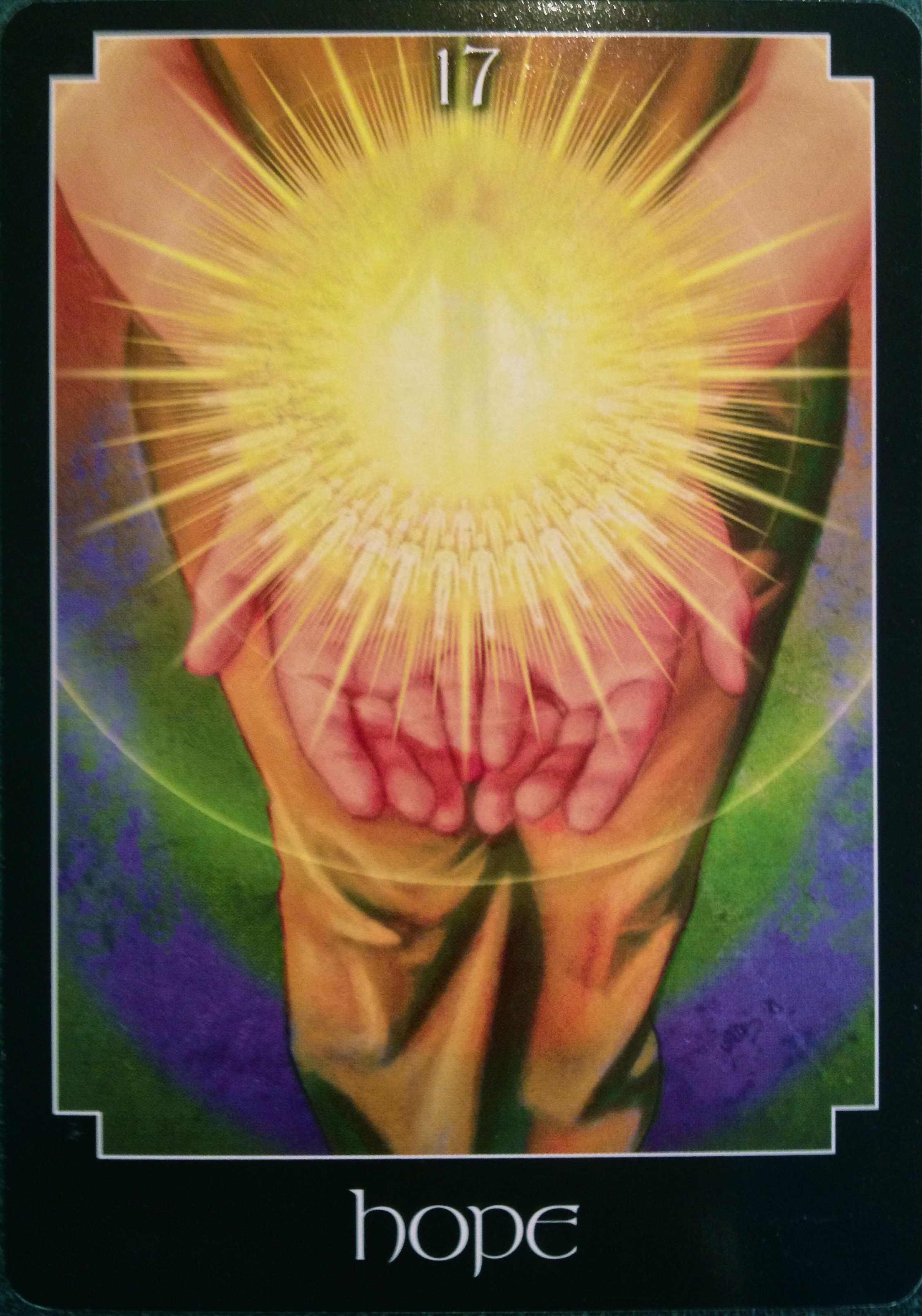 Psychic Tarot Cards Meanings: Archangel Oracle