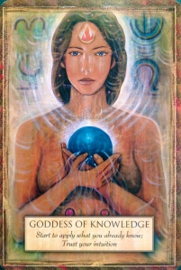 Goddess of Knowledge