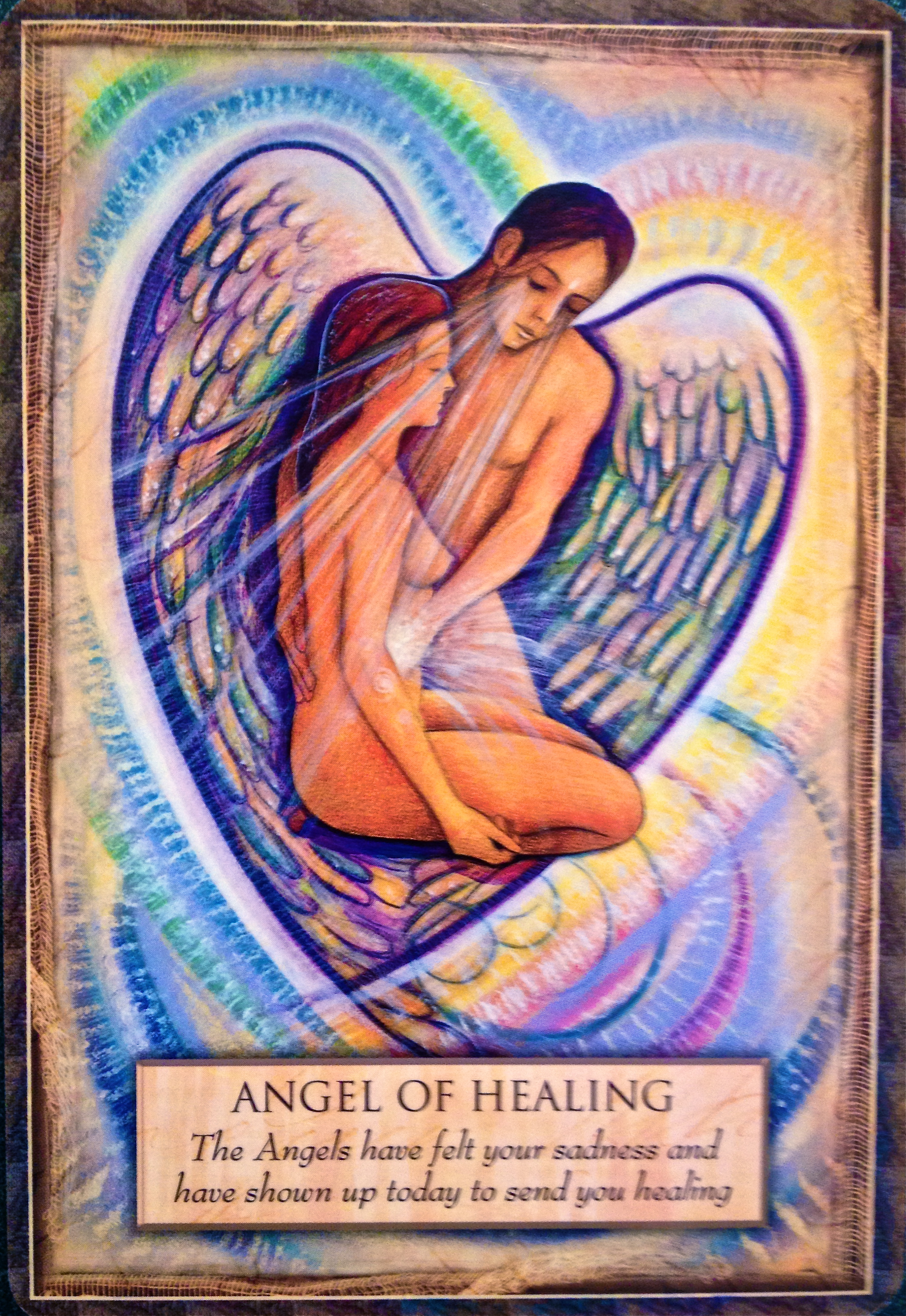 Healing With the Energies of Angels and Guardians