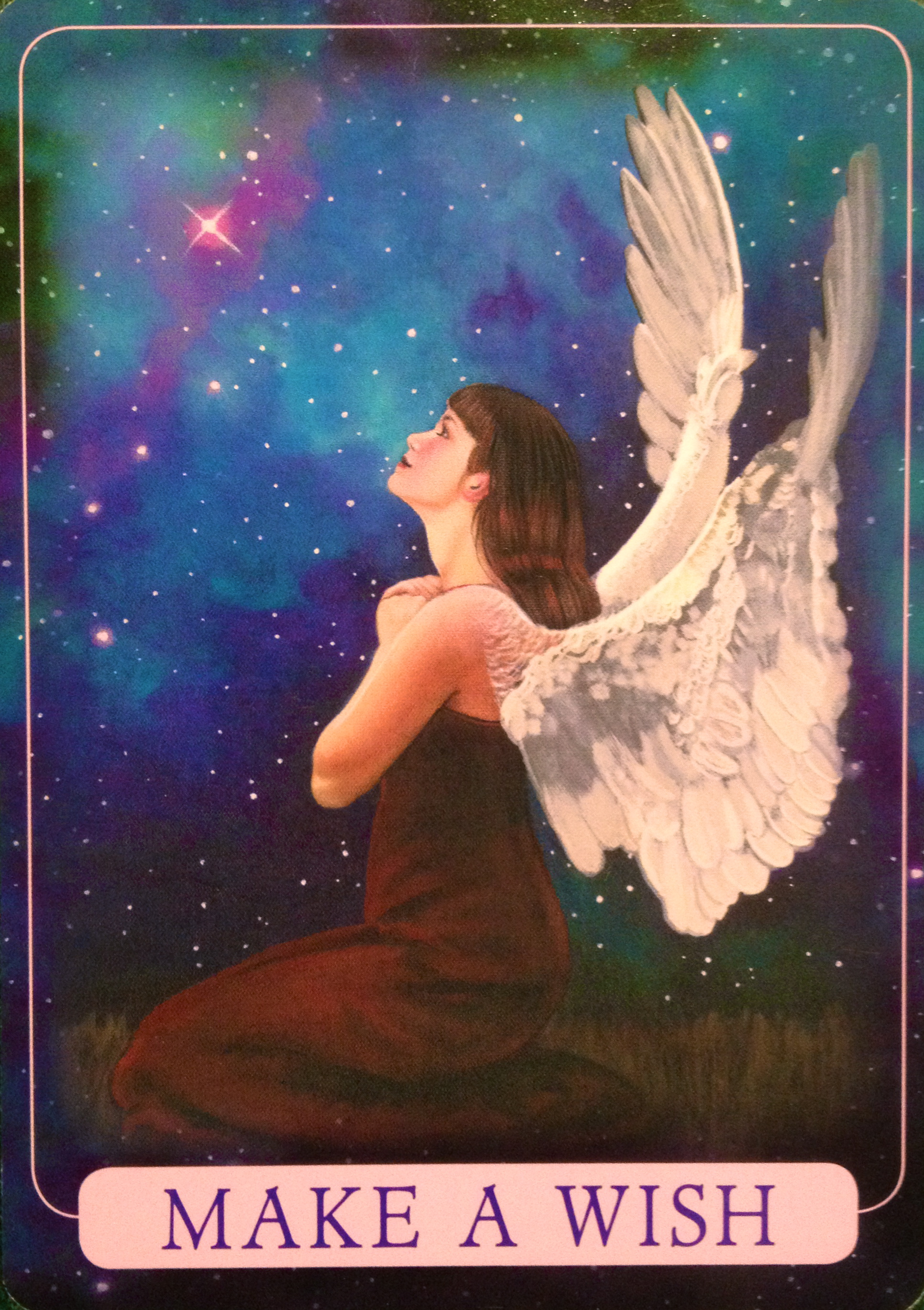 Indigo angel oracle cards archangel oracle divine guidance for The indigo