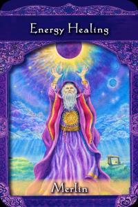 Merlin ~ Healing Energy
