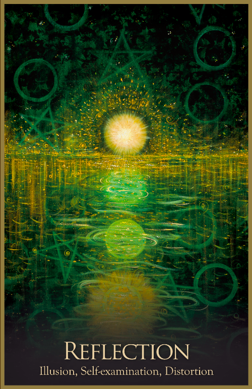 Daily Angel Card  from the Gaia Oracle Card deck  by Toni Carmine    Gaia Oracle Cards