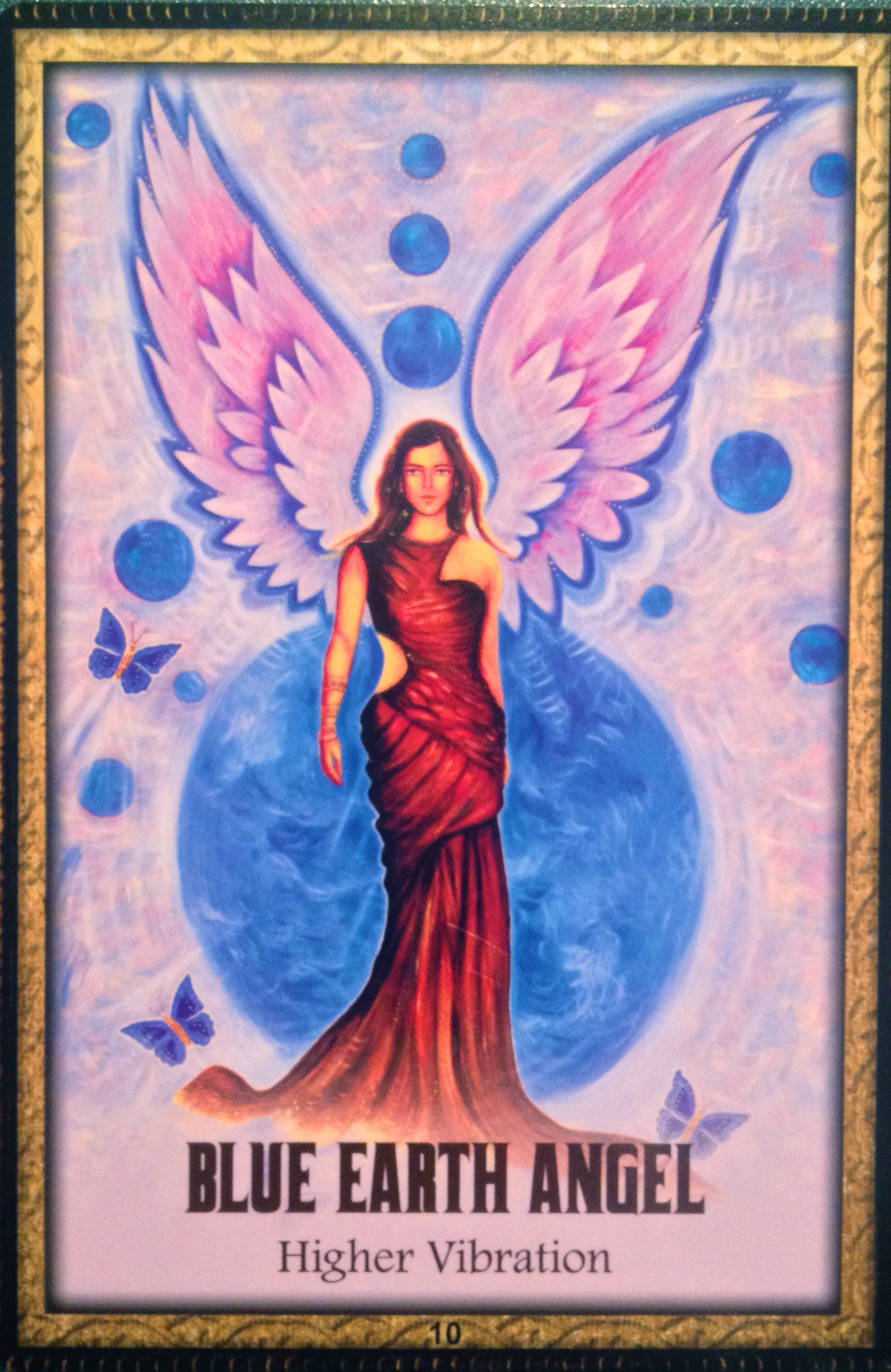 blue angel oracle cards archangel oracle divine guidance