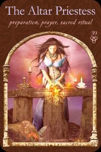 The Altar Priestess
