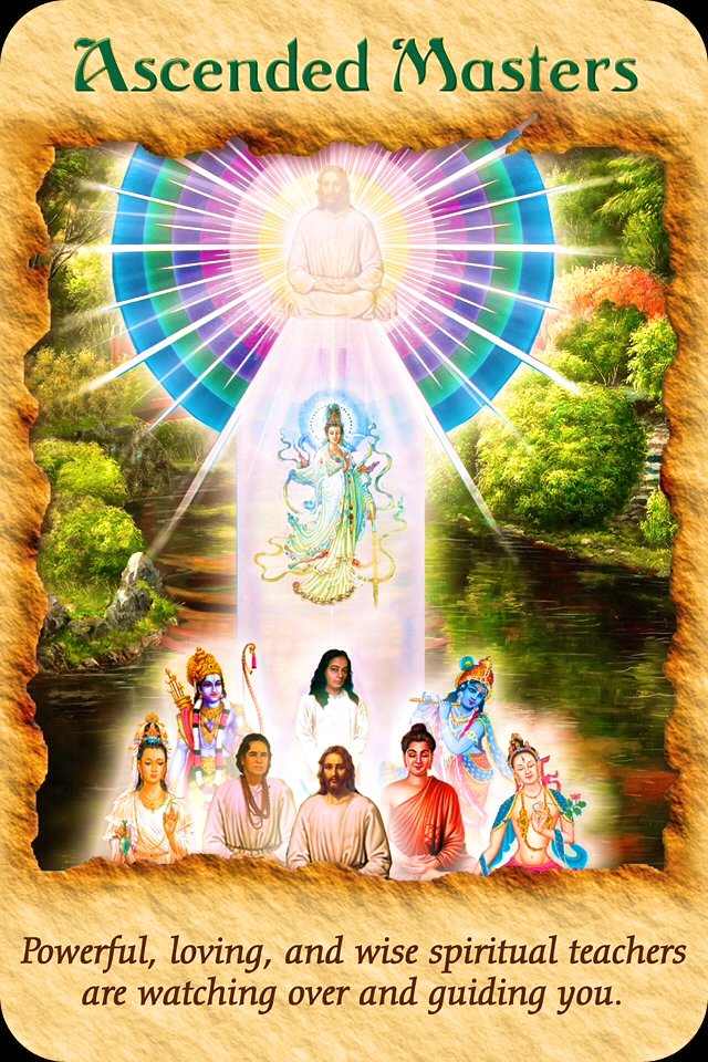 Ascended Masters – Archangel Oracle