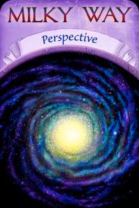 milky way perspective