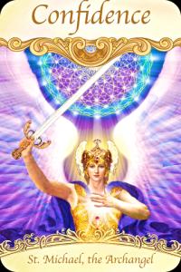 Archangel Michael confidence