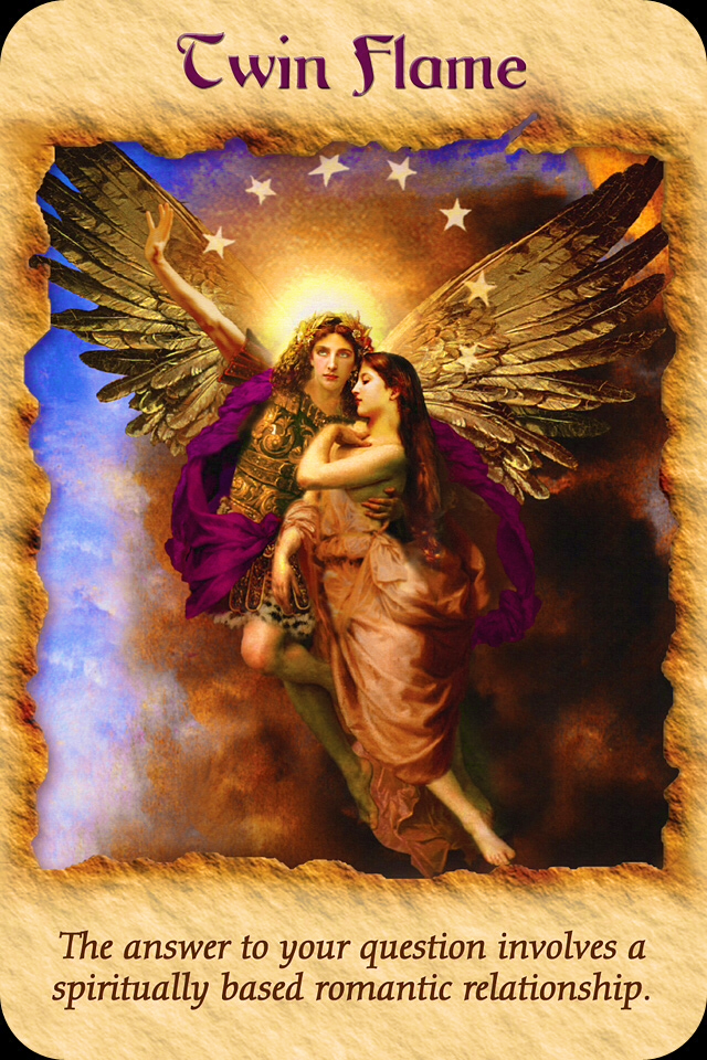Twin Flame – Archangel Oracle