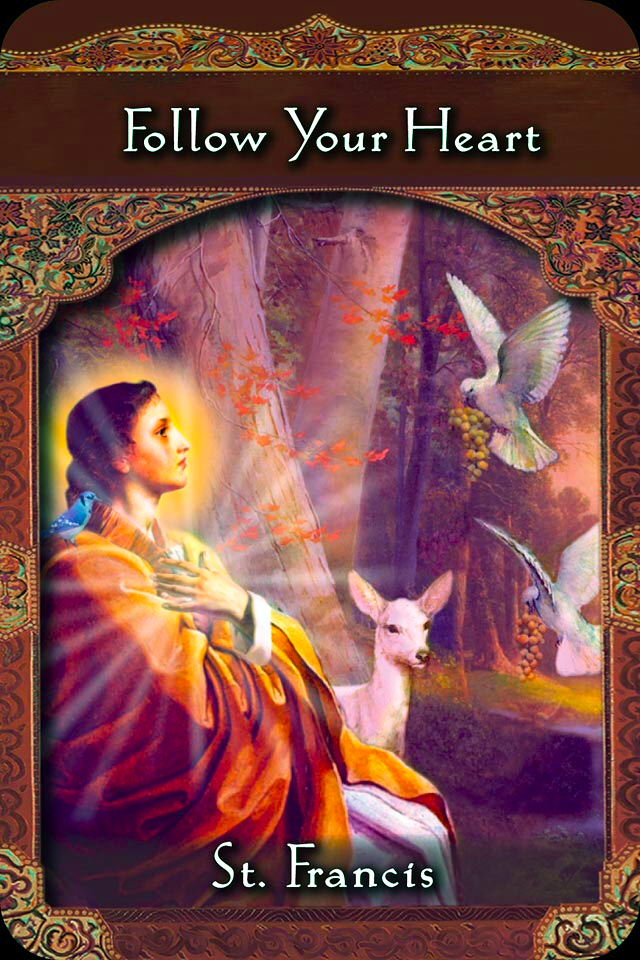 Ascended Masters St Francis Of Assisi