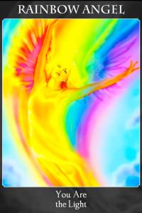Rainbow Angel ascension