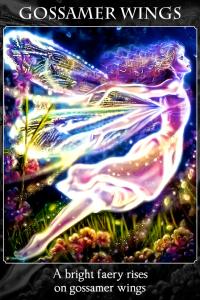 Gossamer Wings faeries