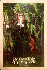 The Green Lady Of Y Ddraig Goch ~ Chosen One