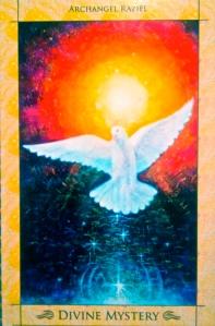 Archangel Raziel ~ Divine Mystery