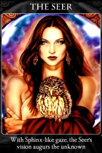 The Seer | Archangel Oracle ~ Divine Guidance