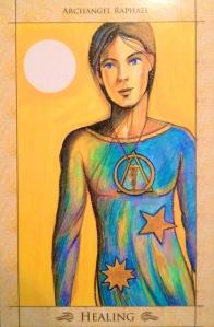 Archangel Raphael ~ Healing
