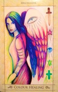 Melchizedeck ~ Colour Healing