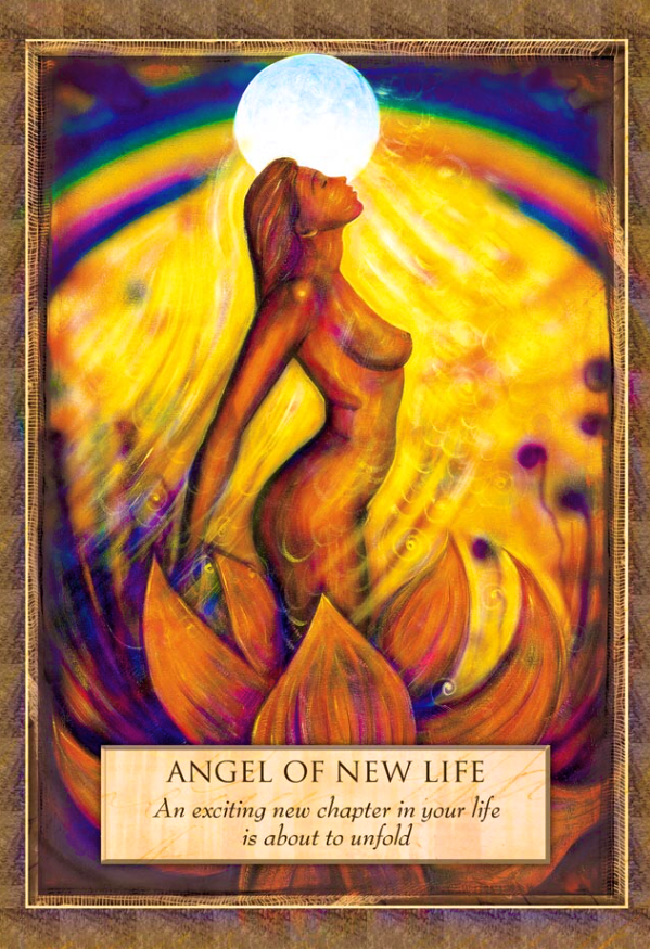 Angel Of New Life