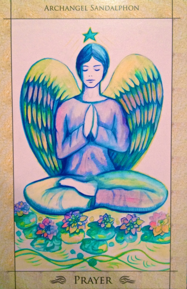 Archangel Sandalphon ~ Prayer