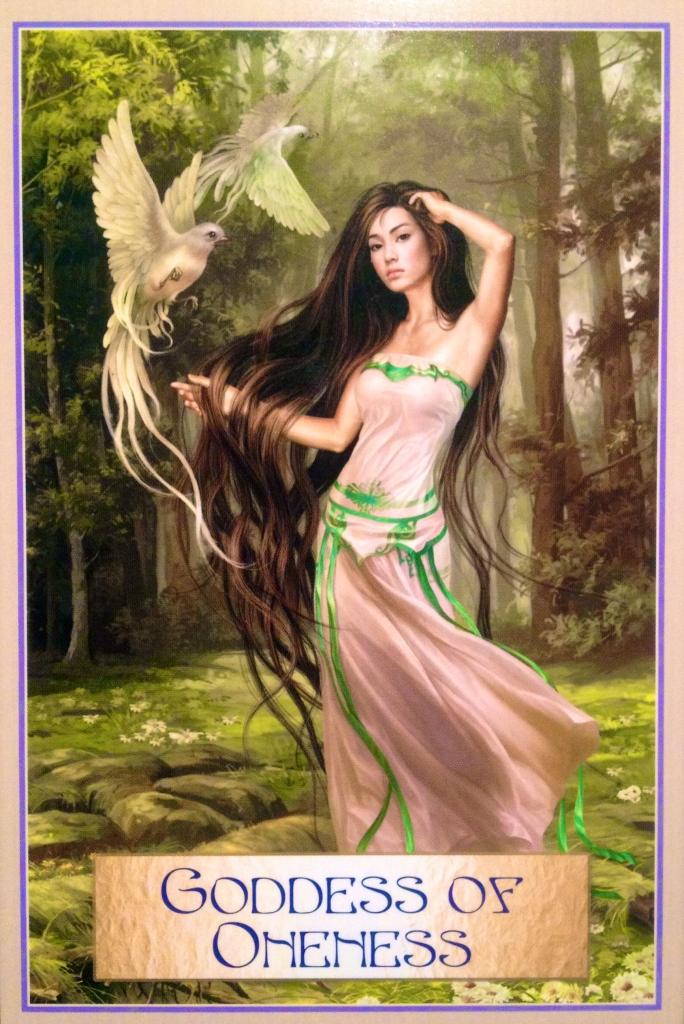 Goddess of Oneness