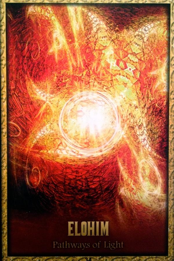elohim pathways of light