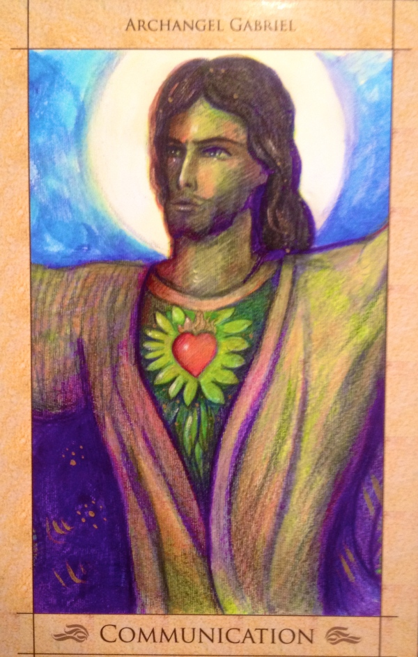 Archangel Gabriel communication