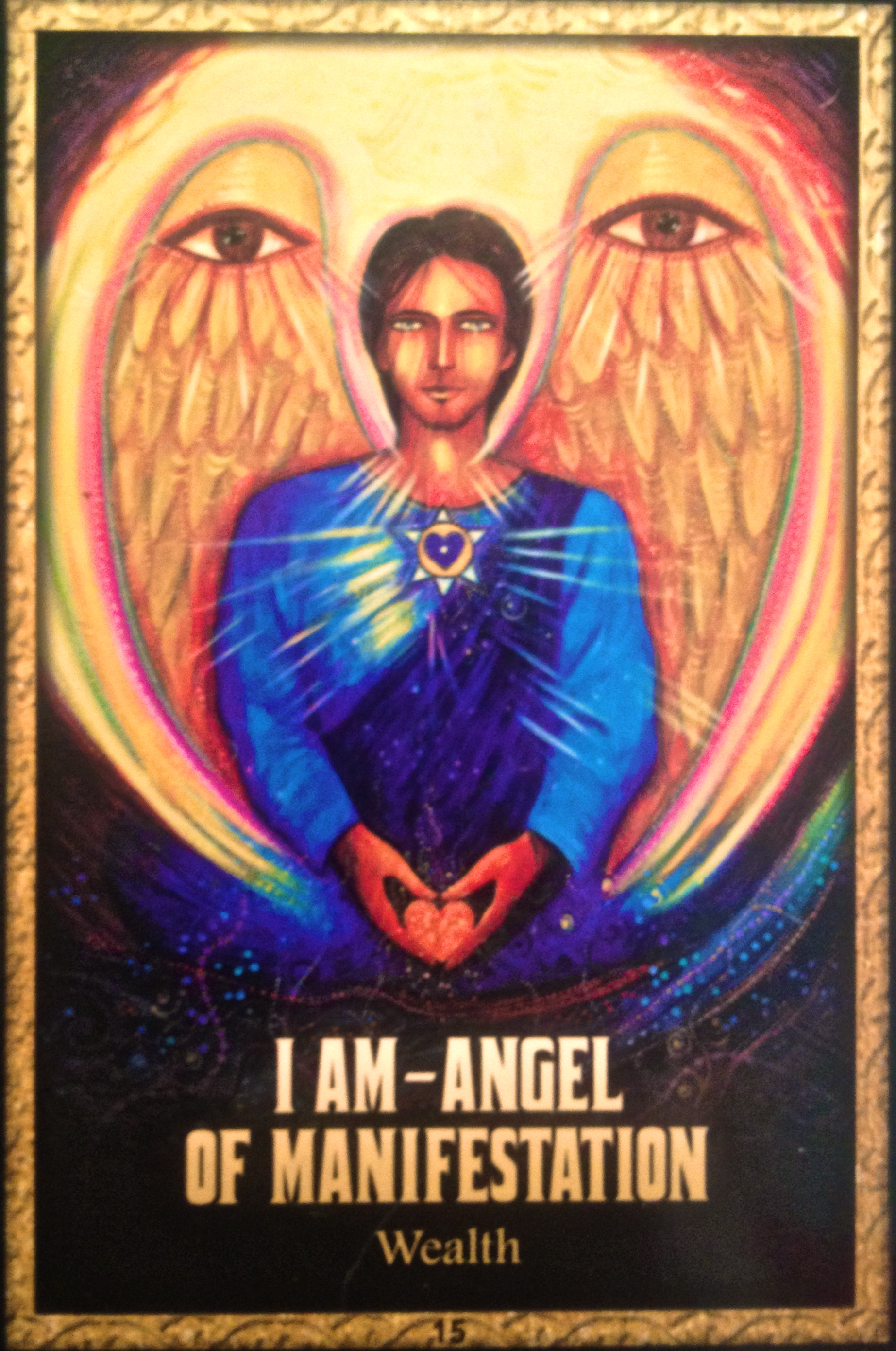 Archangel Oracle Divine Guidance: I AM ~ Angel Of Manifestation