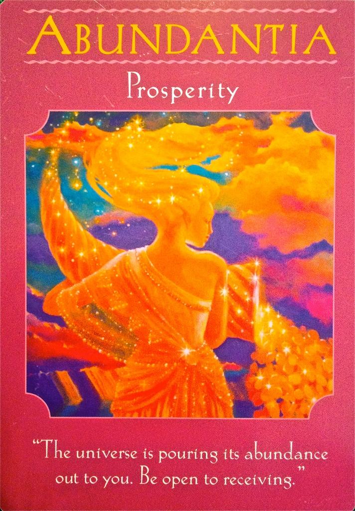 Abundantia prosperity