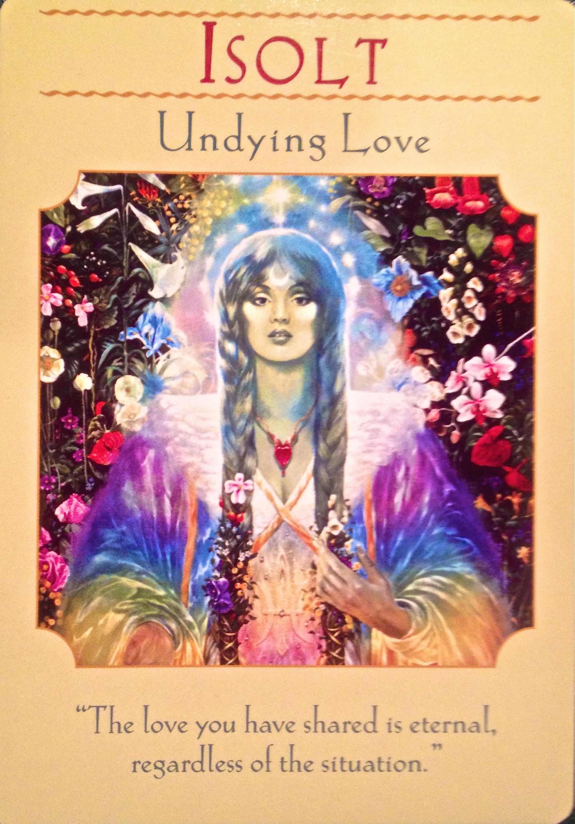 Goddess Isolt ~ Undying Love