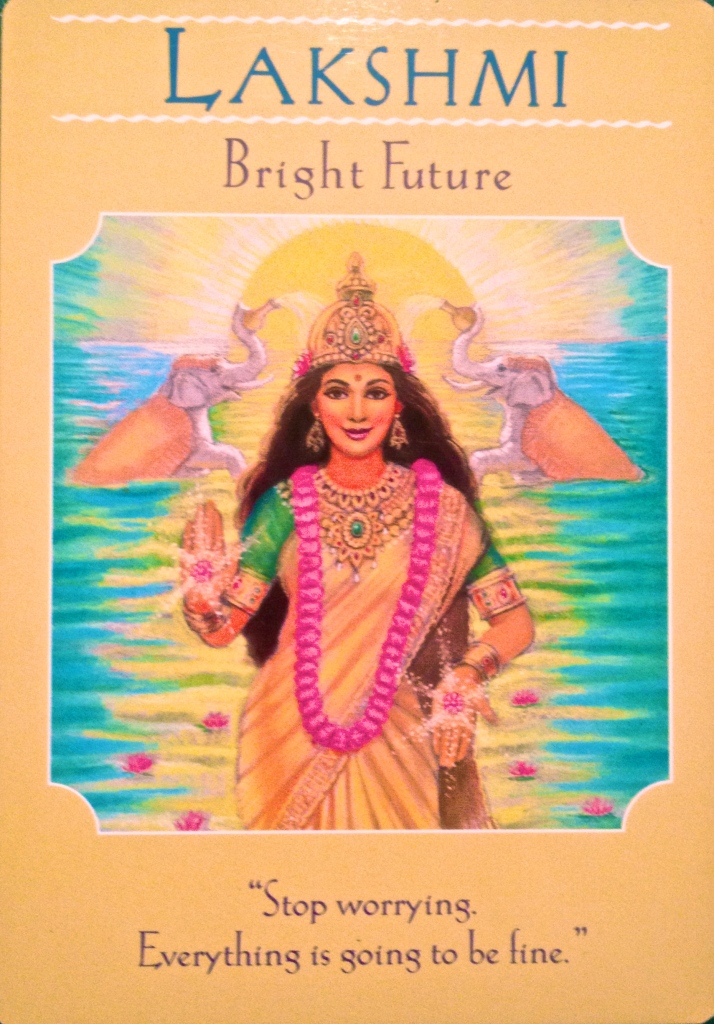 Lakshmi bright future