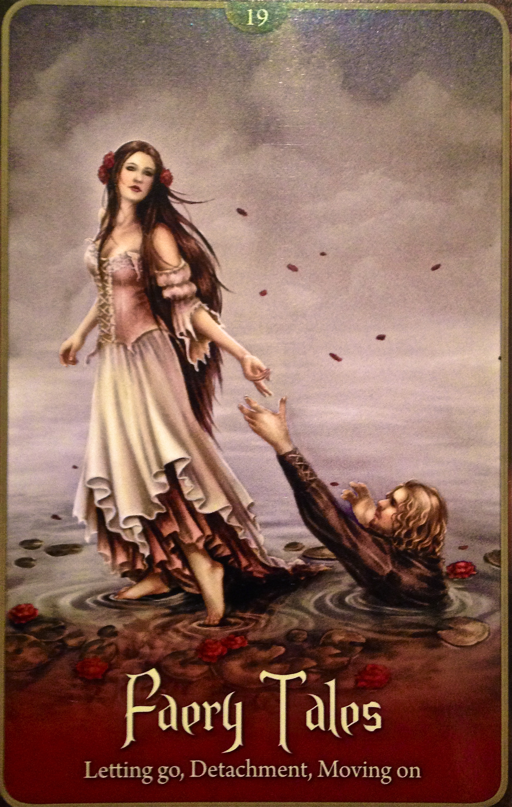The Heart Of The Faery Oracle | Archangel Oracle ~ Divine ... |Faery Oracle