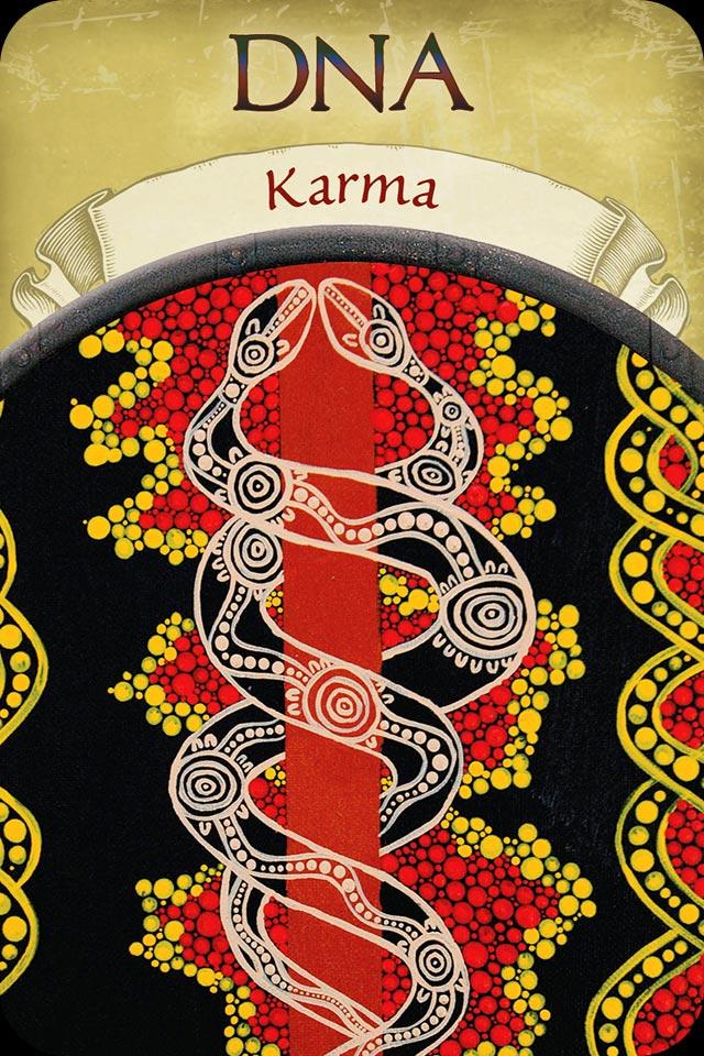 DNA karma