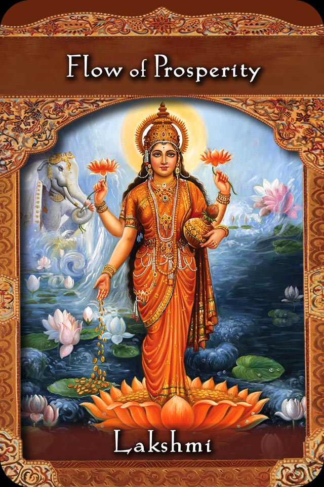 Lakshmi Flow of Prosperity