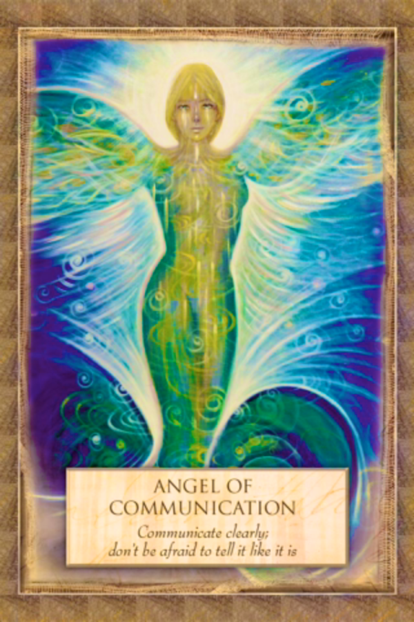 Angel Of Communication