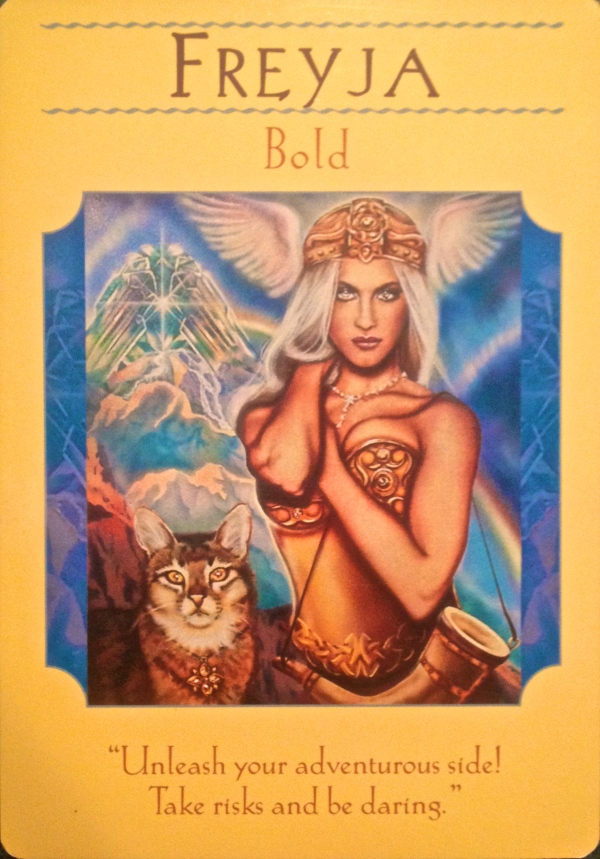 Freyja bold