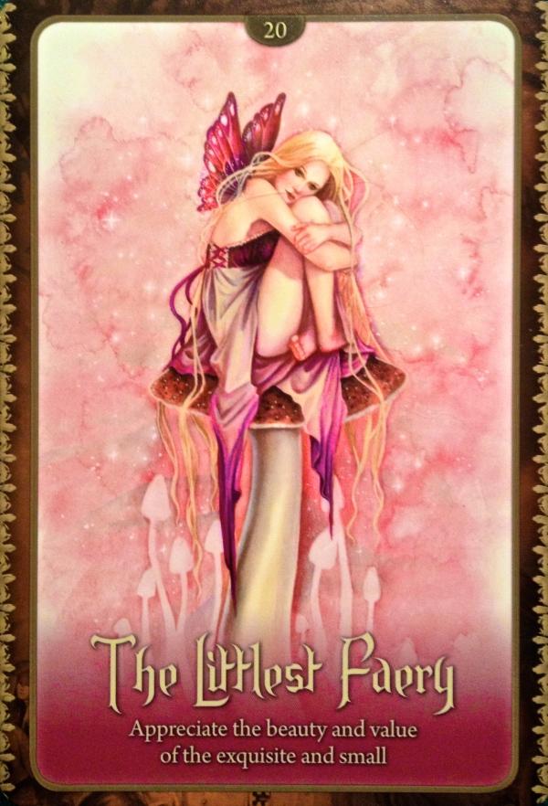 the littlest faery
