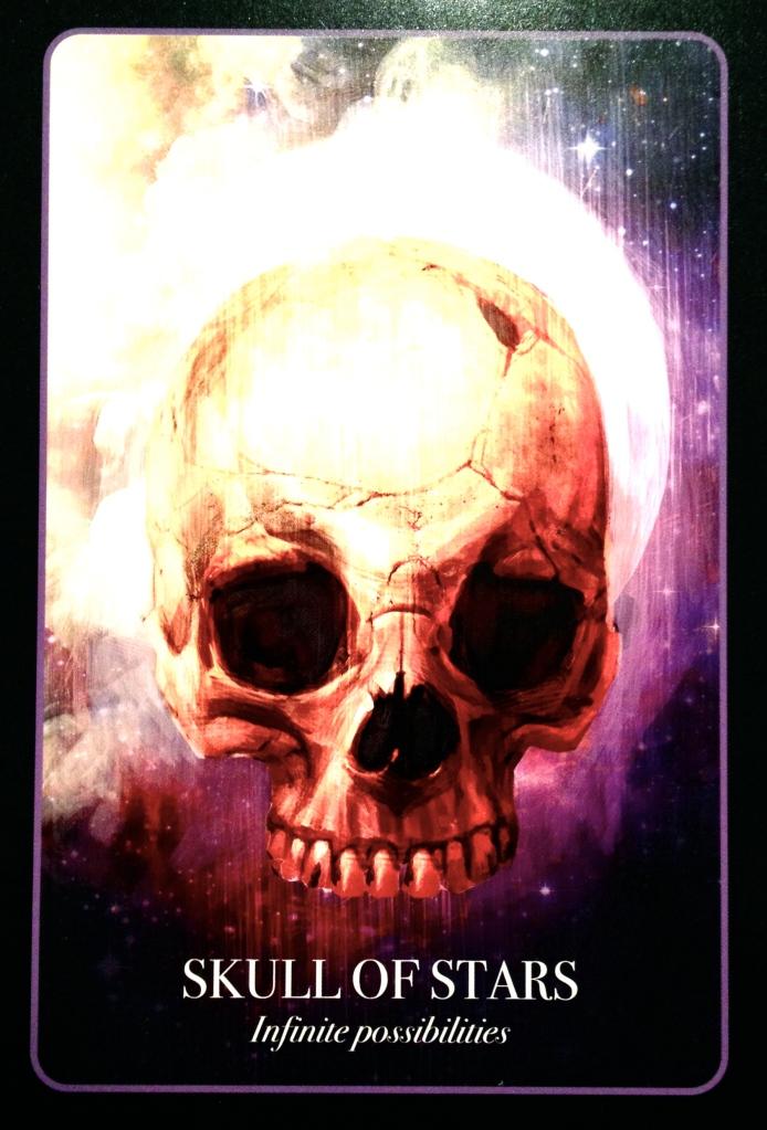 Skull Of Stars