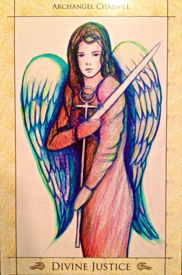Archangel Chamuel ~ Divine Justice,