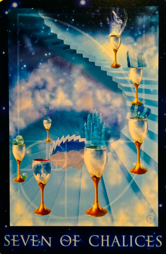 Seven Of Chalices