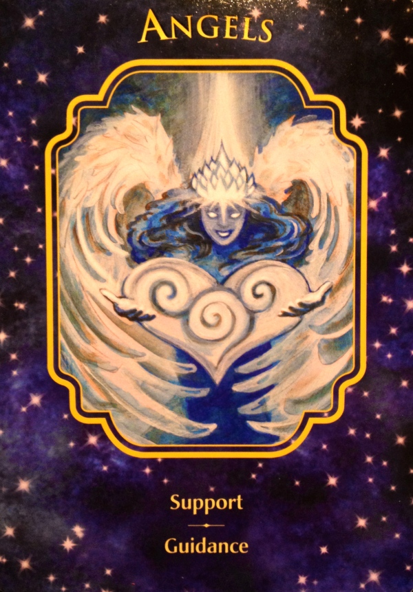 Angels ~ Support and Guidance