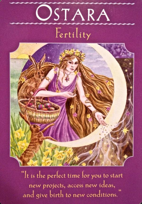 Ostara ~ Fertility