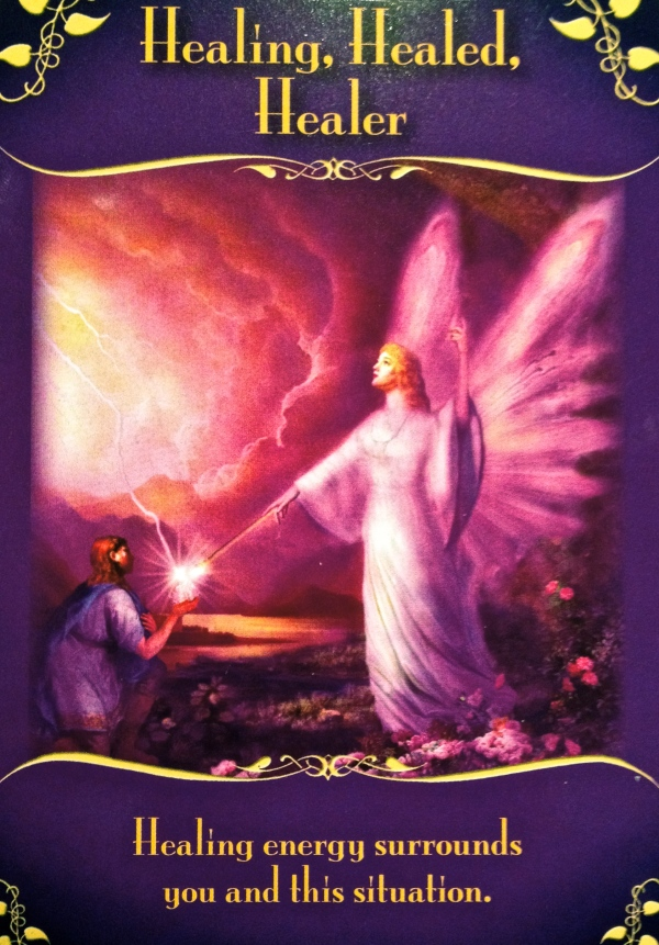Healing, Healed, Healer - Archangel Oracle - Divine Guidance