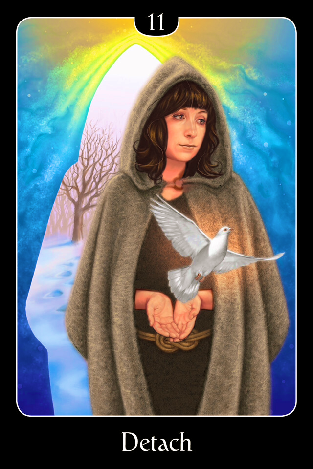 Psychic Tarot For The Heart Oracle Cards