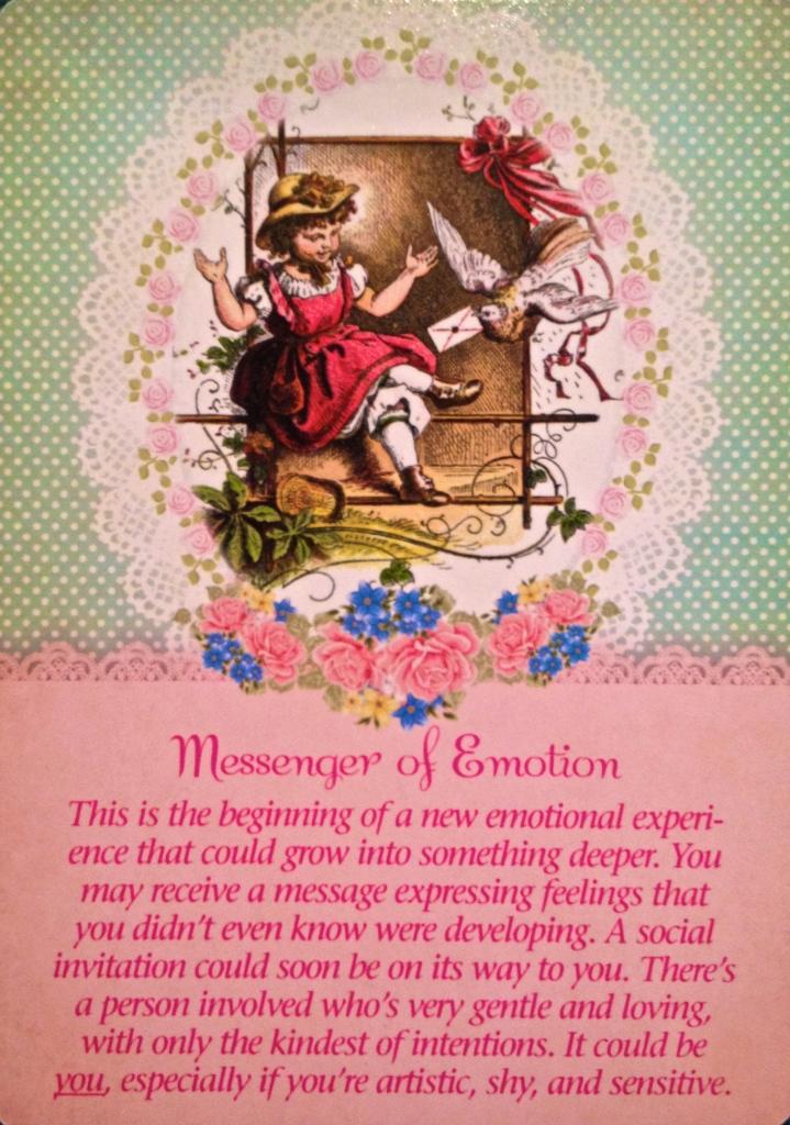 Messenger Of Emotion