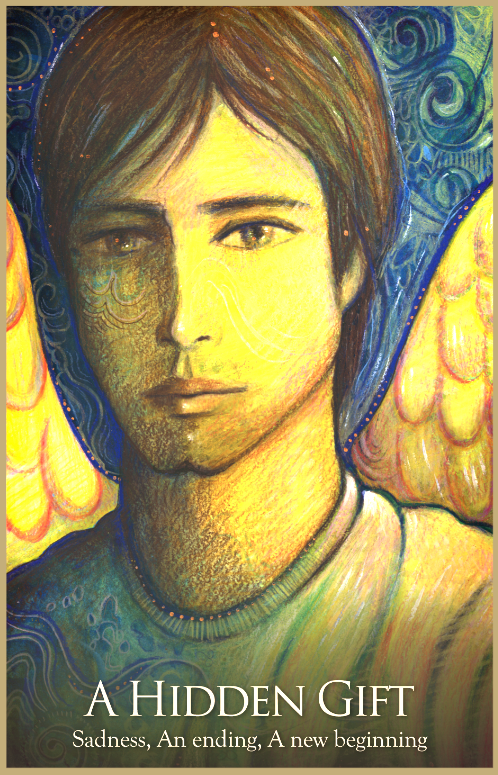 A Hidden Gift, from the Angels, Gods and Goddesses Oracle Card deck, by Toni Carmine Salerno