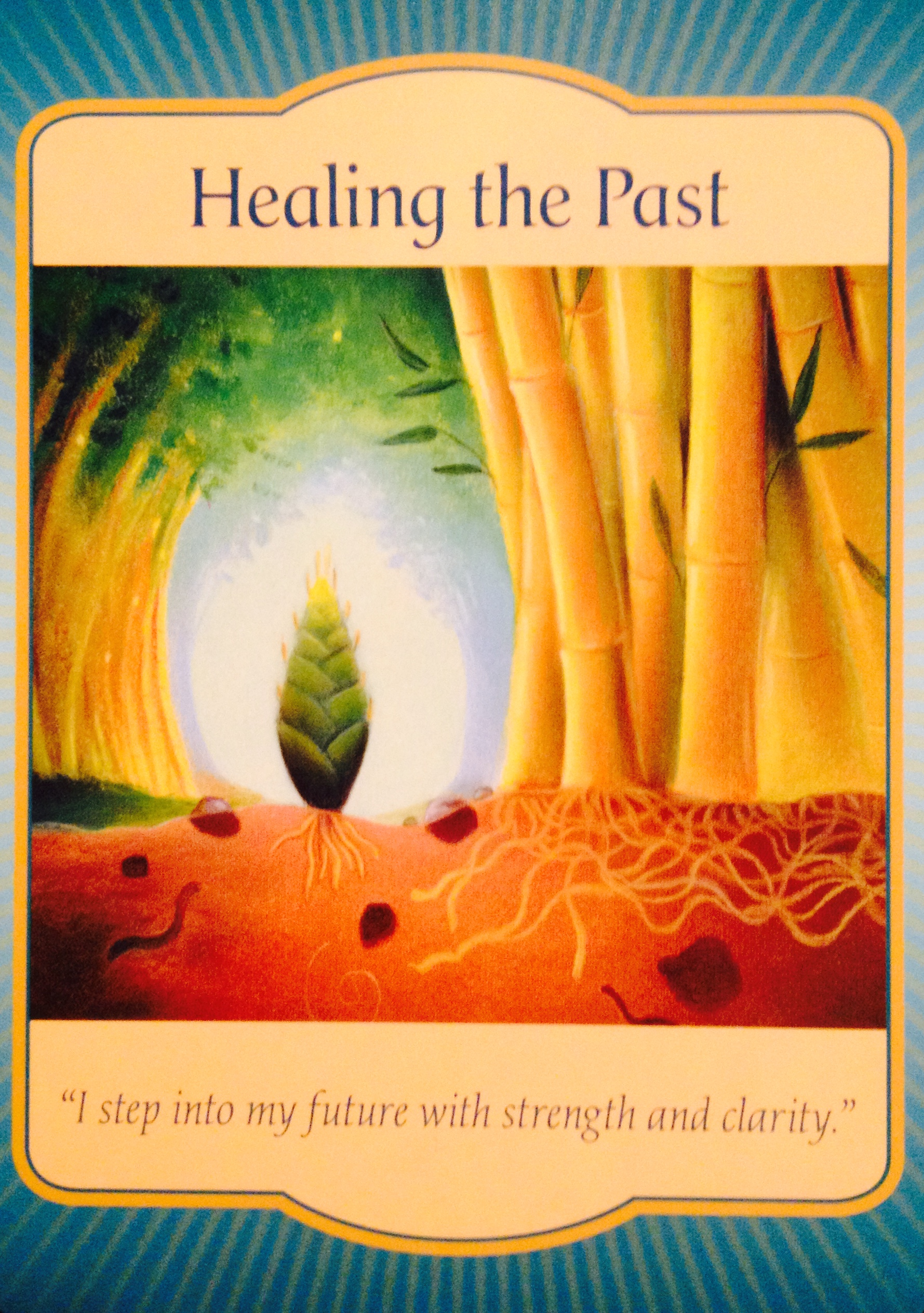 how to use universal love healing oracle cards