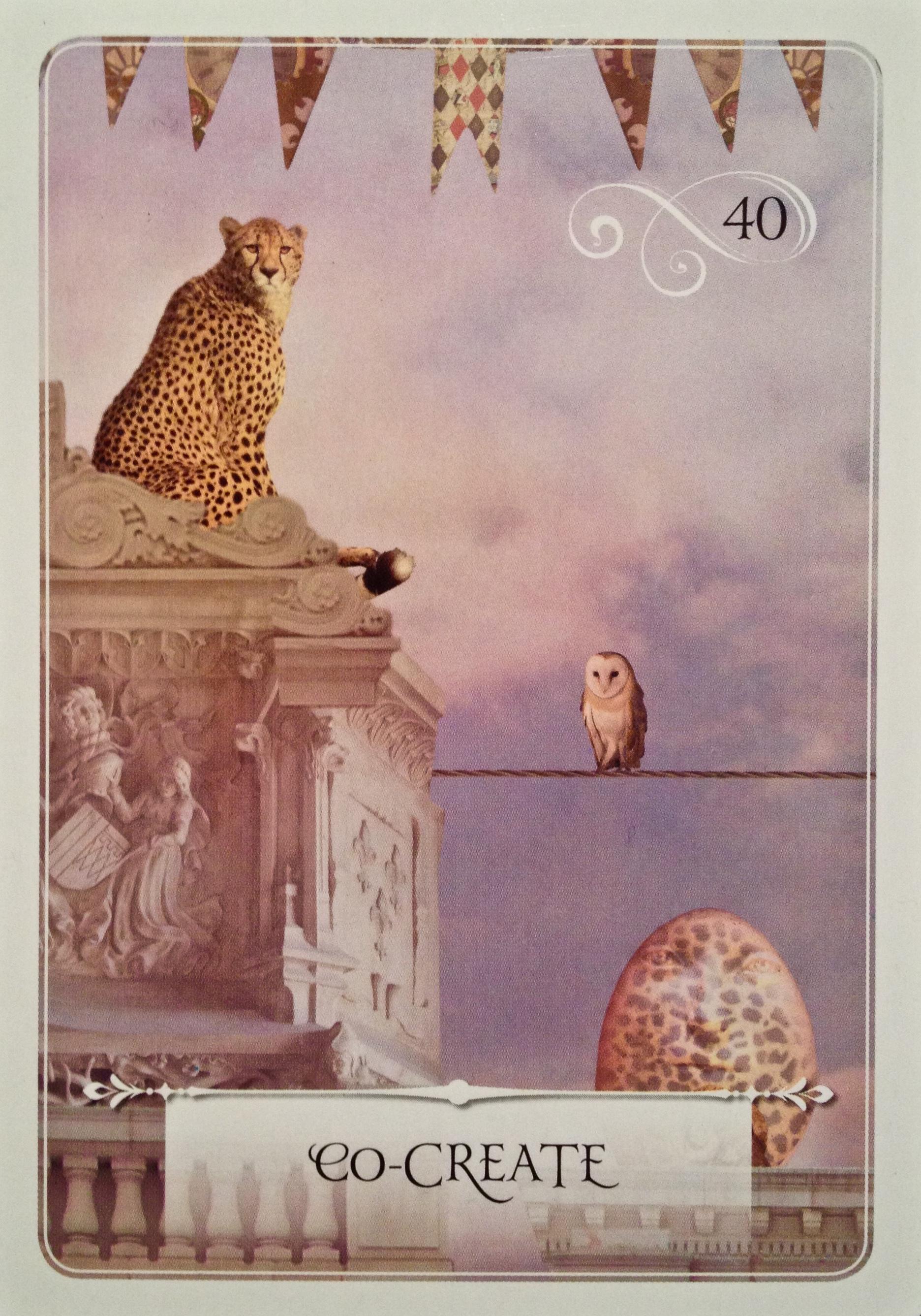 co create archangel oracle divine guidance