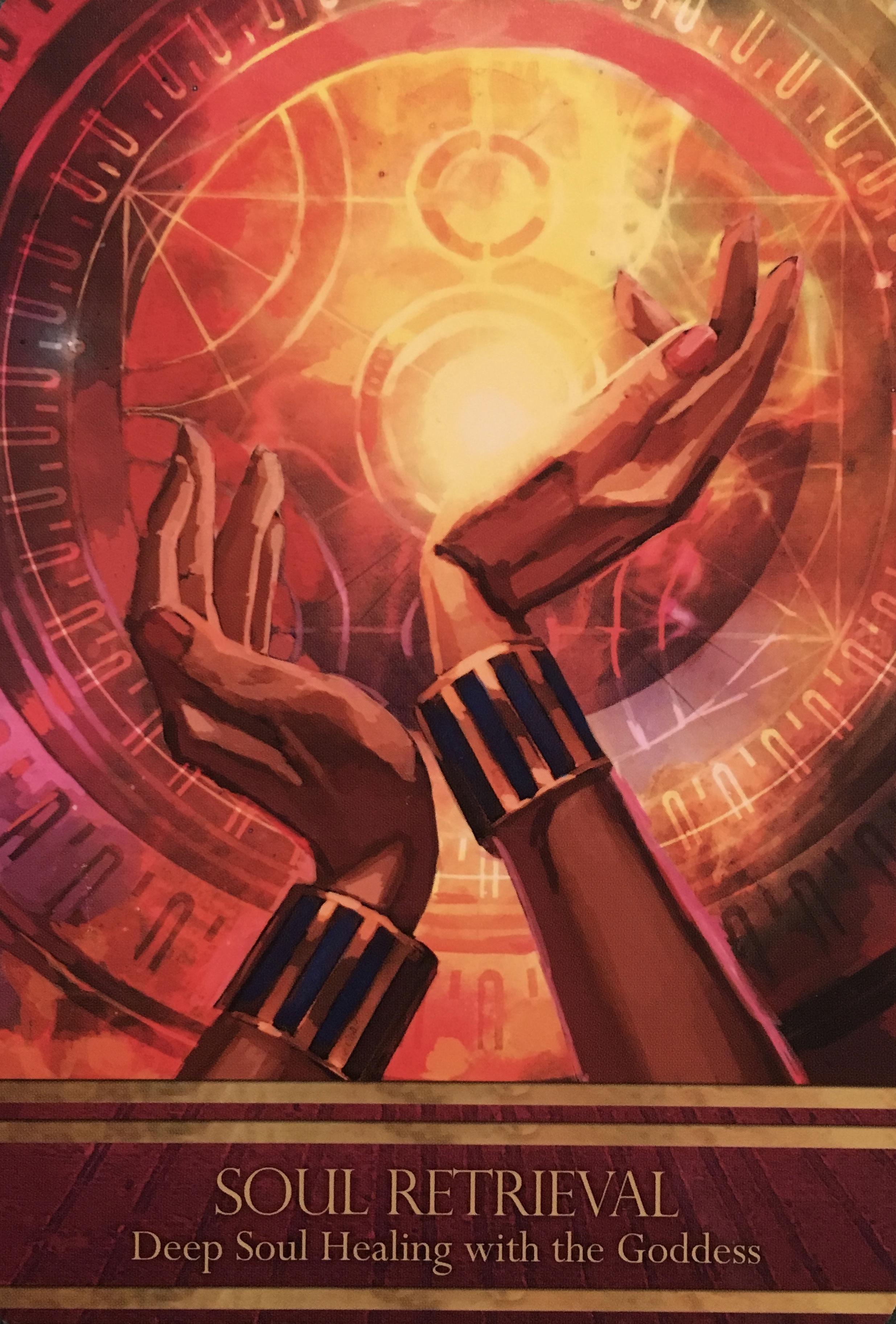 Soul Retrieval – Archangel Oracle