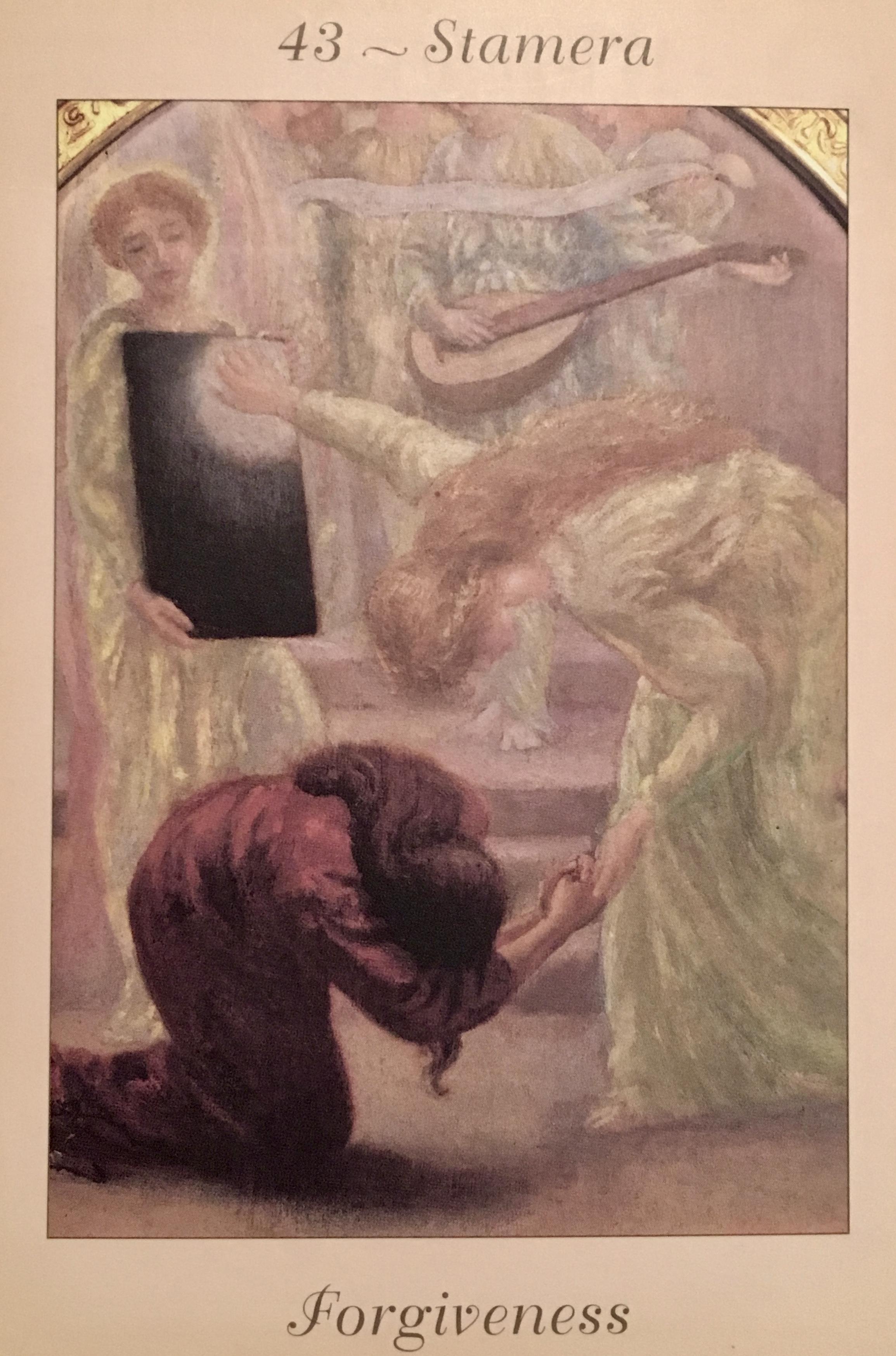 Guardian Angel Archangel Oracle Divine Guidance