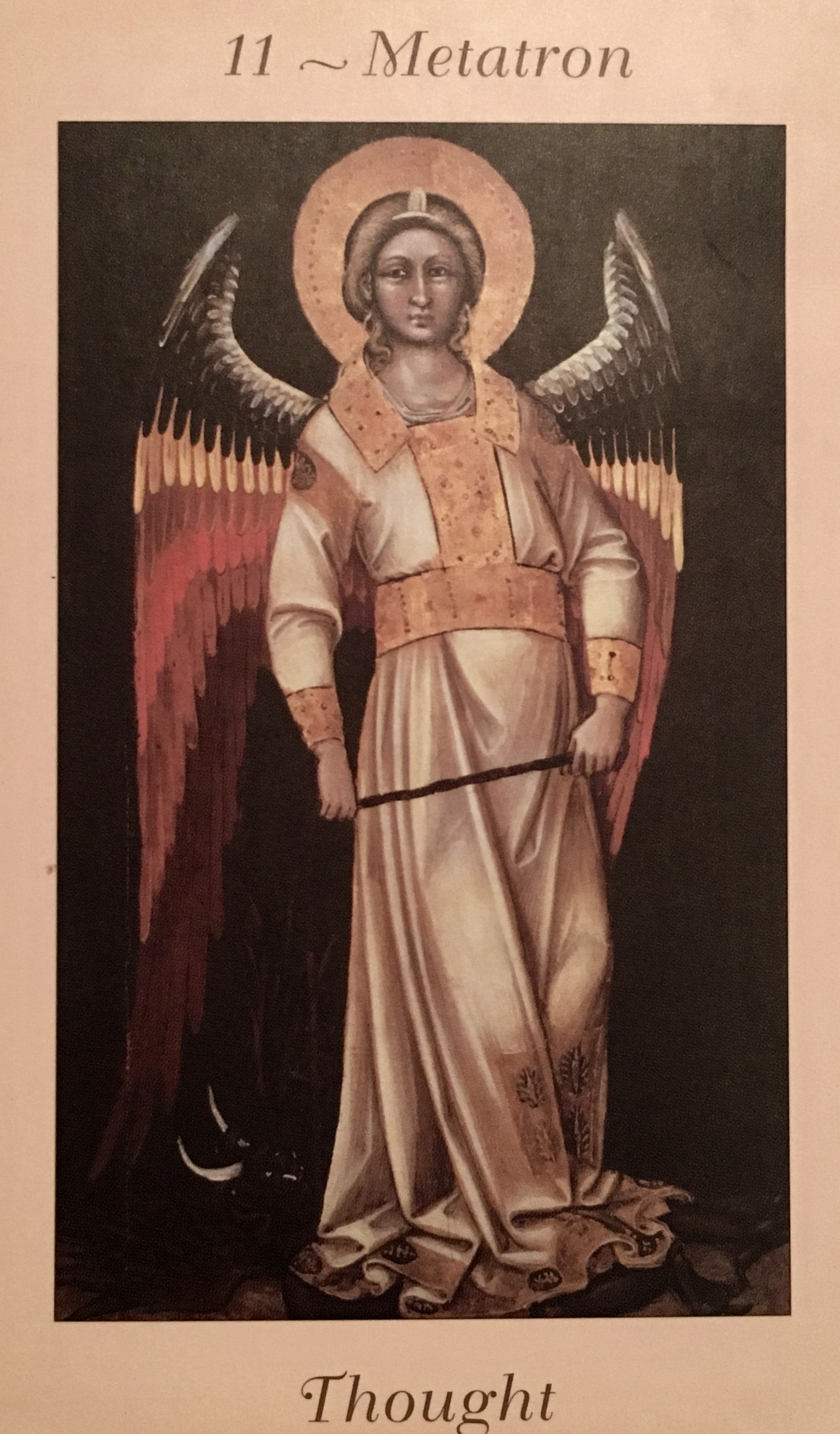 Weekly Angel Card Reading For October 27 Through November: Archangel Oracle ~ Divine Guidance
